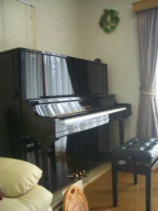 ピアノの音が聴きたくて練習する時間も増えました  (中古/ヤマハ)