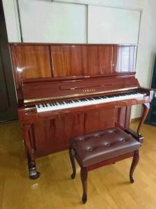 素晴らし音の出るピアノに出会うことができました (中古/ヤマハ)
