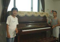 気に入ったピアノと出会うことができました  (中古ピアノ/ヤマハ)