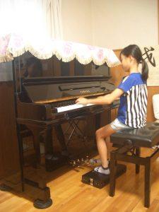 何件かお店に行ったのですが、一番たくさんピアノがあり  (中古ピアノ/ヤマハ)