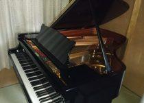 決め手は、息子の「このピアノなら欲しい」との一言  (スタインウェイ)
