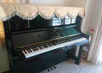 販売者というよりピアノ愛を感じられました  (中古ピアノ/ヤマハ)